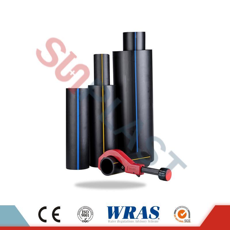 HDPE-Rohr (Polyrohr) für Wasserabwasser & amp; Drainage