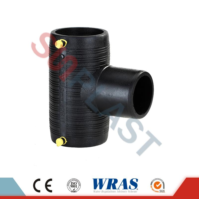 HDPE Electrofusion Equal Tee