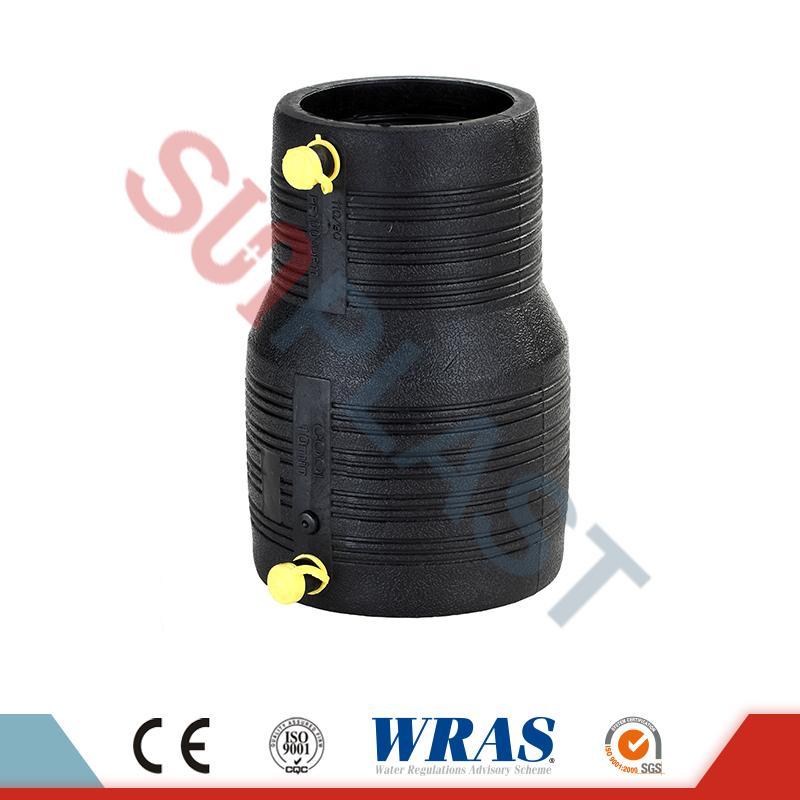 HDPE-Elektrofusion-Reduzierkupplung