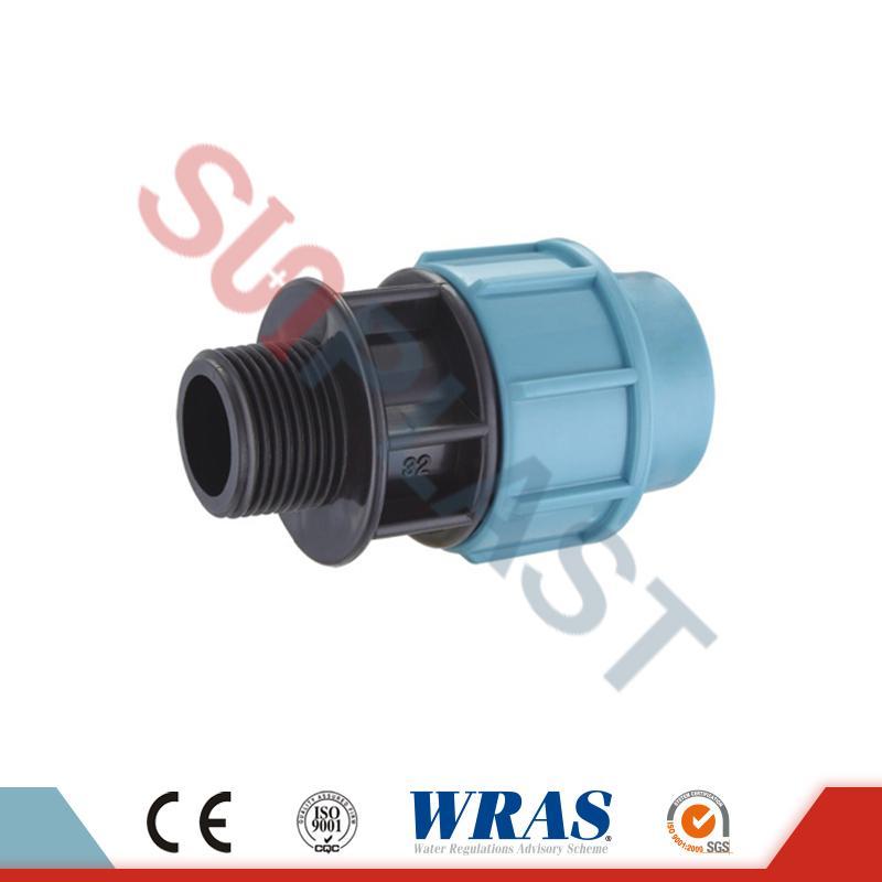 PP-Kompressionssteckverbinder