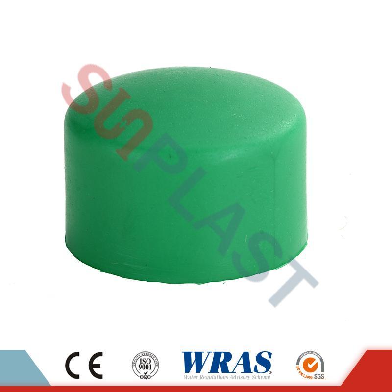 PPR-Endkappe für Wasserinstallationen