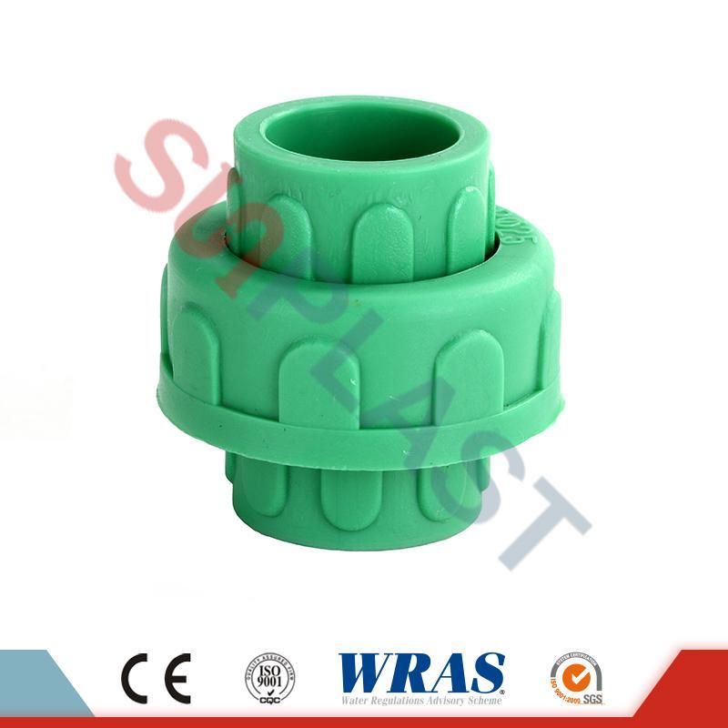 DIN8077 PPR-Kunststoffverbindung