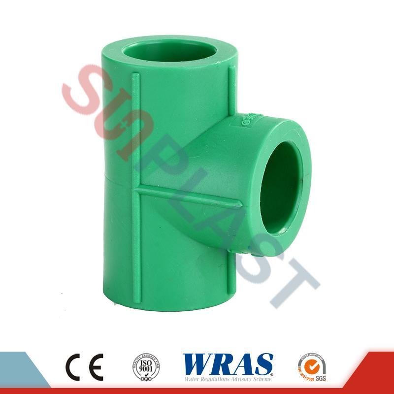 PPR-T-Stück für Wasserinstallationen